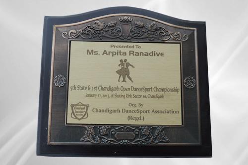 Chandigarh Open Dancesport Championship