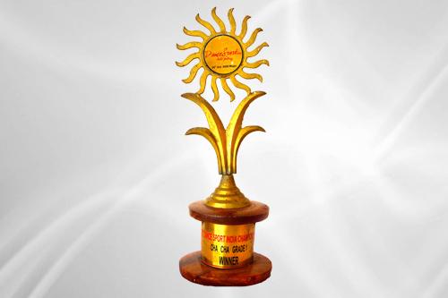 ISTD – ChaCha (Grade-1) Winner