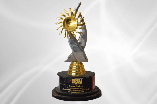 DSAM – Paso Doble (1st Runner Up)