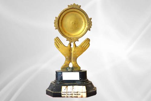 Dancesport Championship (Winner Silver Trophy)